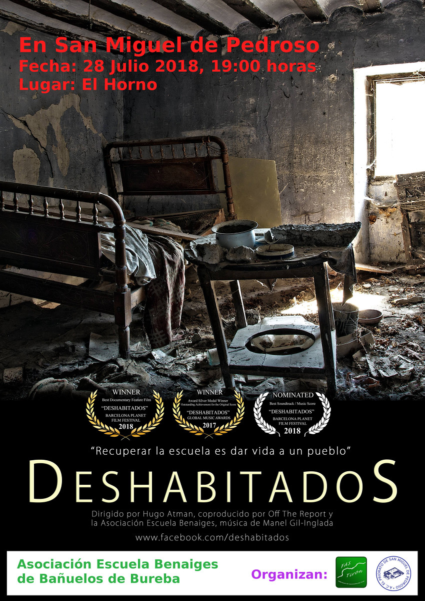 Documental Deshabitados
